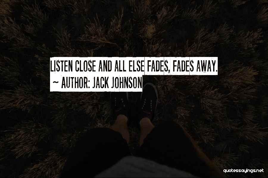 Jack Johnson Quotes 940495