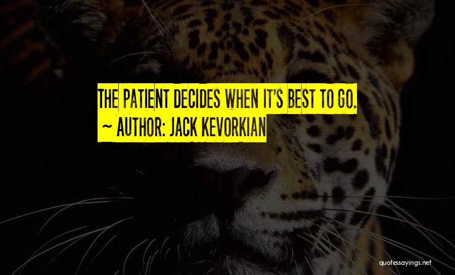 Jack Kevorkian Quotes 924714