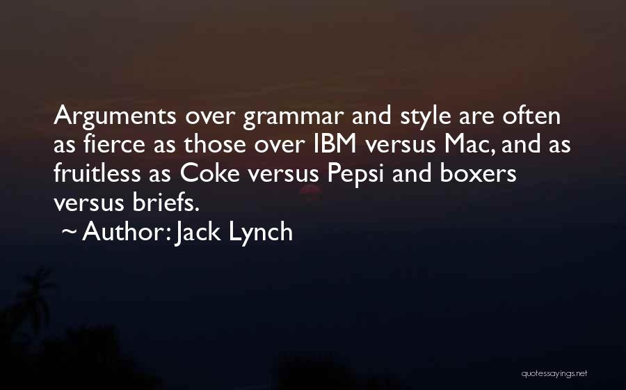Jack Lynch Quotes 1365176