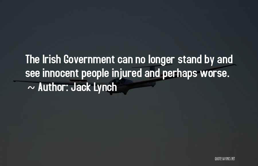 Jack Lynch Quotes 1533064