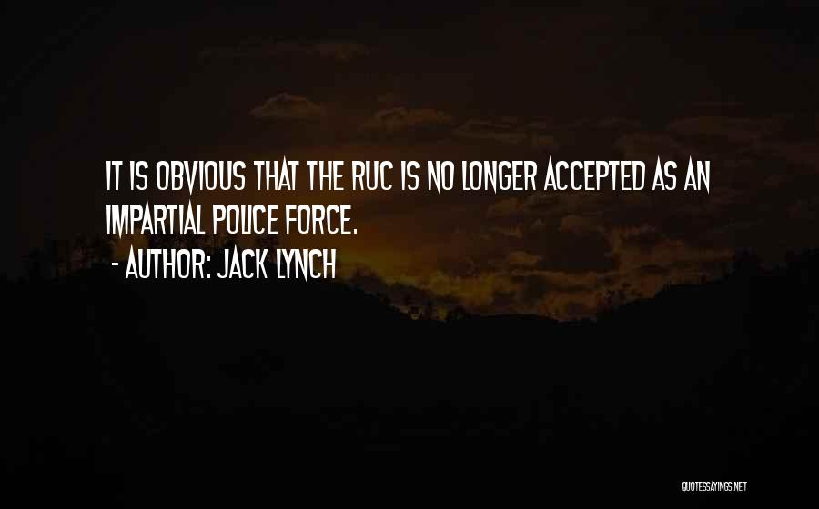 Jack Lynch Quotes 1721800
