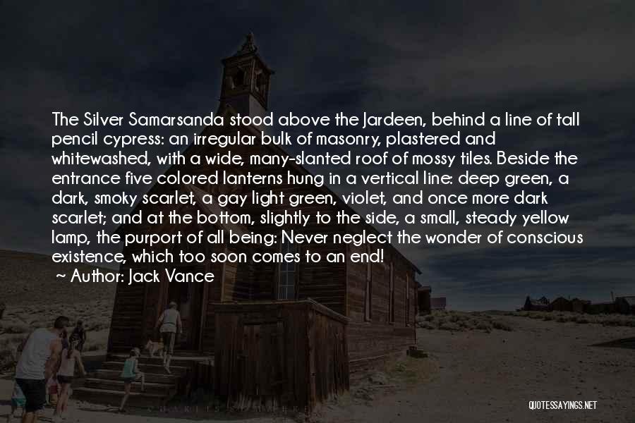 Jack O Lanterns Quotes By Jack Vance