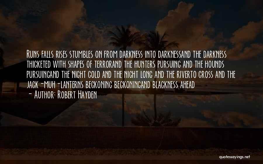 Jack O Lanterns Quotes By Robert Hayden