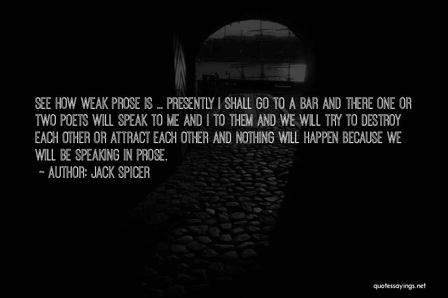 Jack Spicer Quotes 1402575