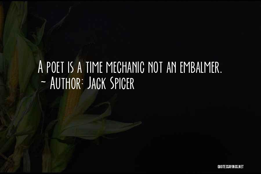 Jack Spicer Quotes 406953