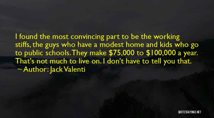 Jack Valenti Quotes 1012288