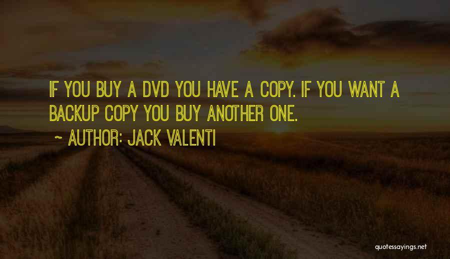Jack Valenti Quotes 1845704