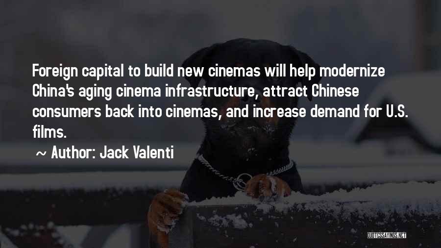 Jack Valenti Quotes 873705