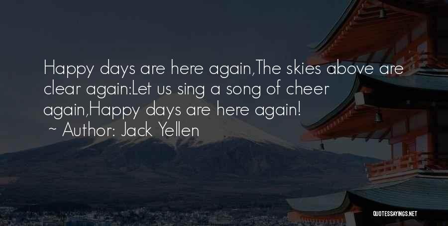 Jack Yellen Quotes 755673