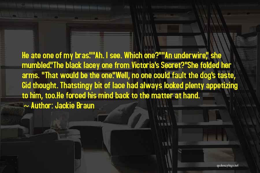 Jackie Braun Quotes 1608288