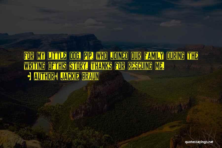 Jackie Braun Quotes 1688906