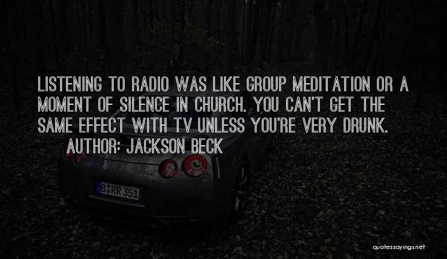 Jackson Beck Quotes 399730