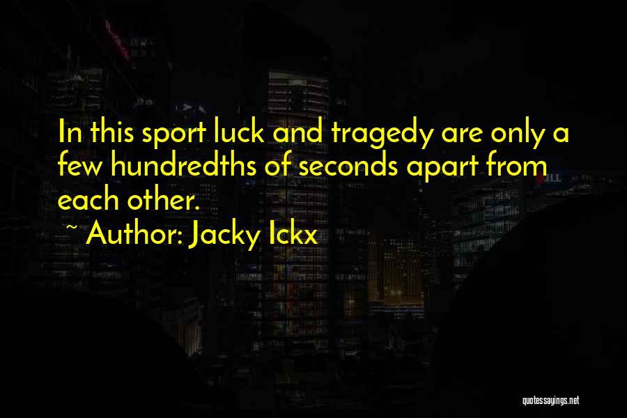 Jacky Ickx Quotes 1446583