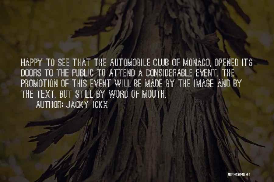 Jacky Ickx Quotes 146254