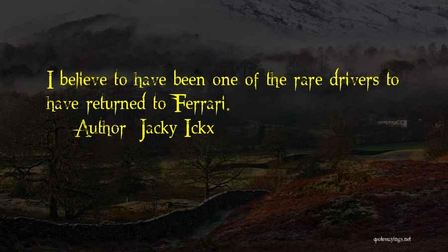 Jacky Ickx Quotes 2057317