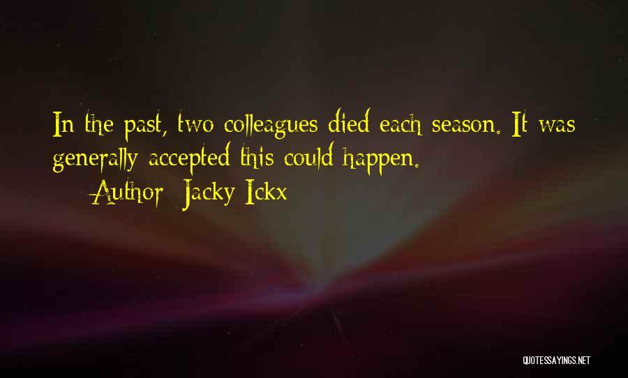 Jacky Ickx Quotes 318785