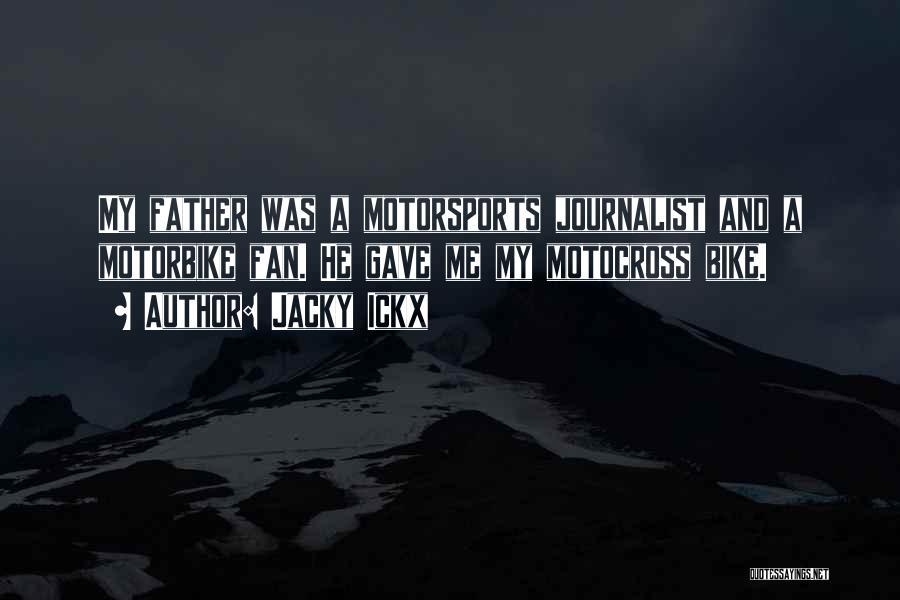 Jacky Ickx Quotes 634216