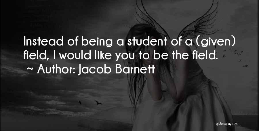 Jacob Barnett Quotes 451905