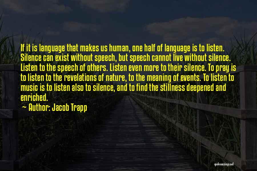 Jacob Trapp Quotes 1445755