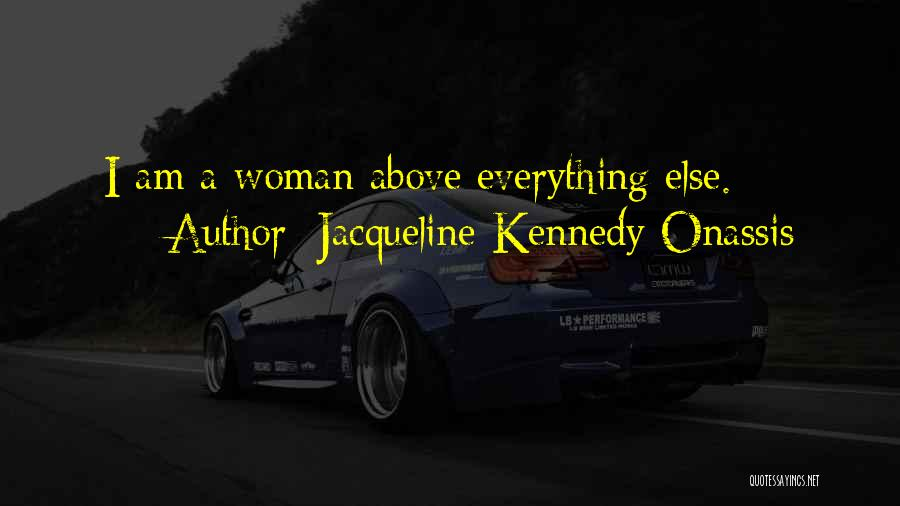 Jacqueline Kennedy Onassis Quotes 1340166