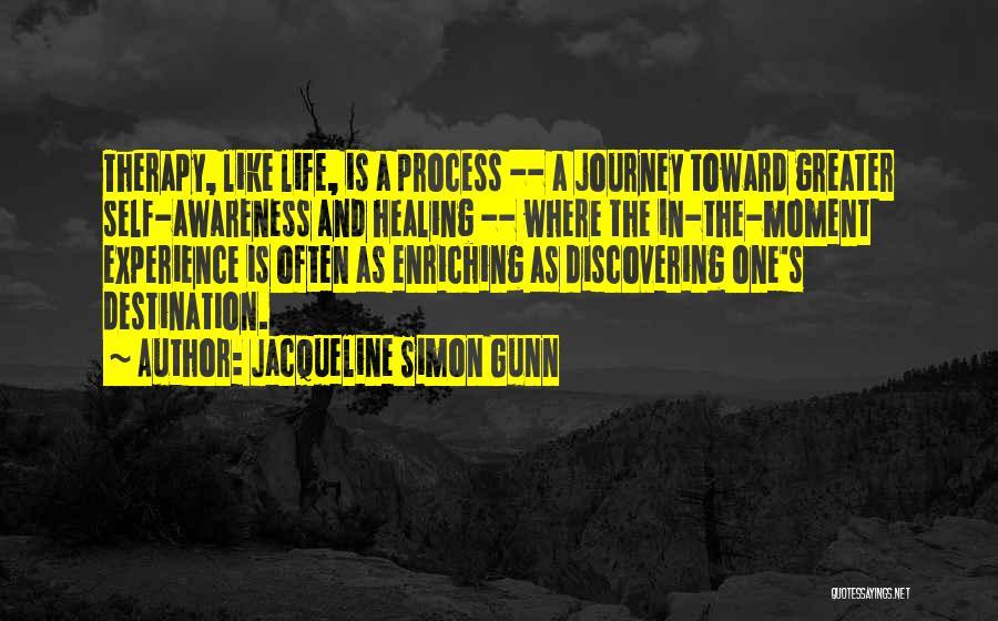 Jacqueline Simon Gunn Quotes 2106904