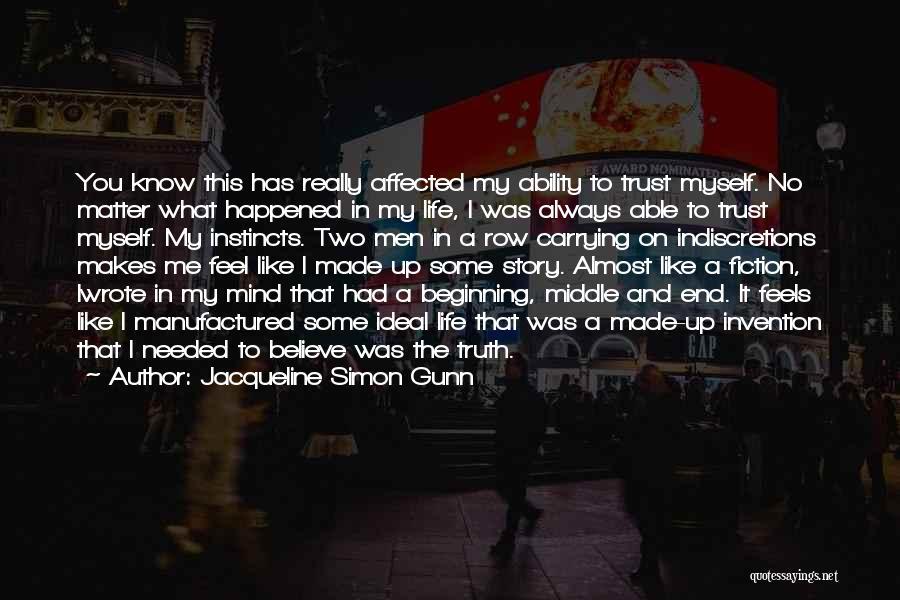 Jacqueline Simon Gunn Quotes 2187229