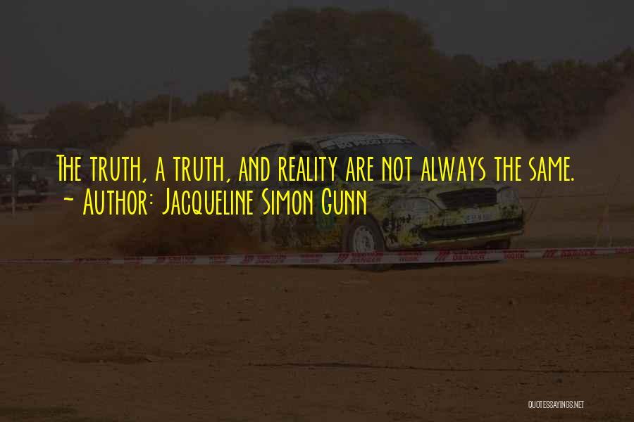 Jacqueline Simon Gunn Quotes 483202