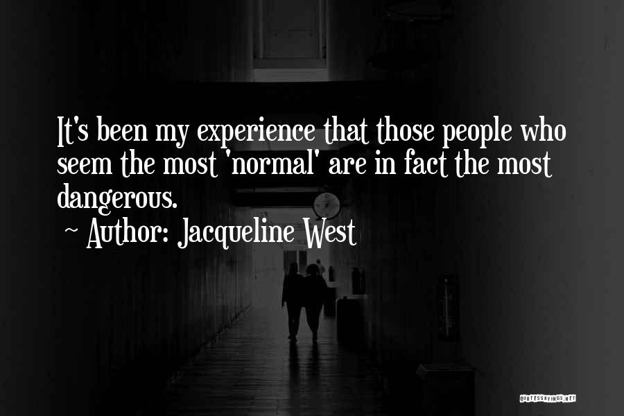 Jacqueline West Quotes 1610680