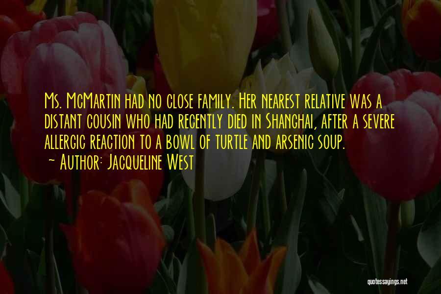Jacqueline West Quotes 2133719