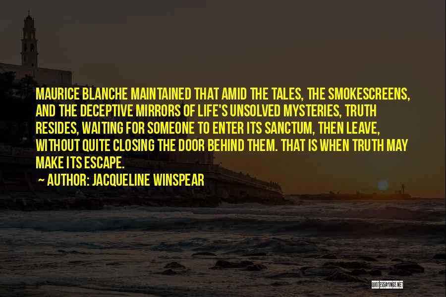 Jacqueline Winspear Quotes 1013677