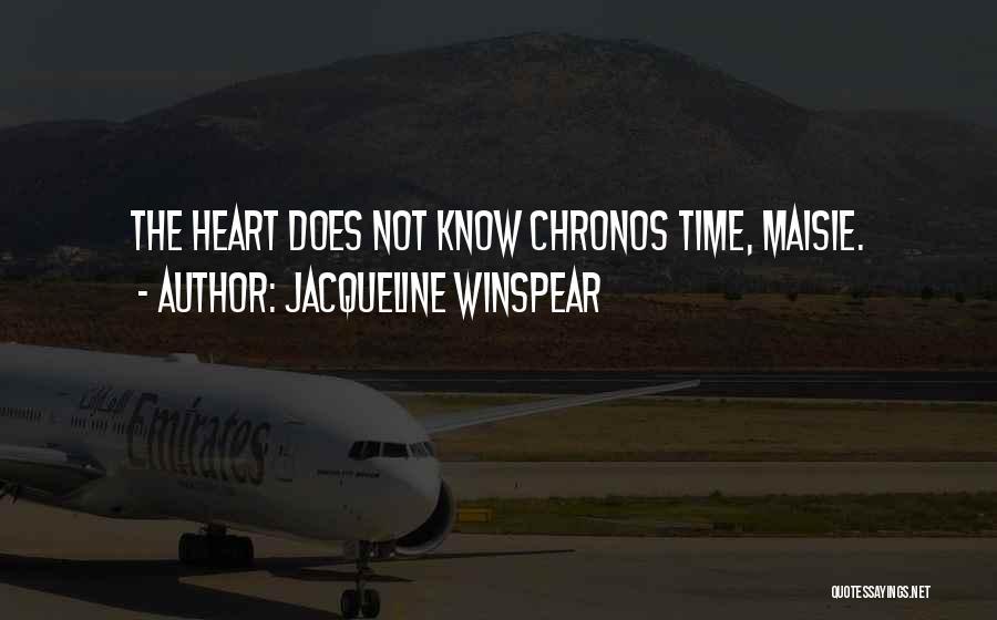Jacqueline Winspear Quotes 1161444