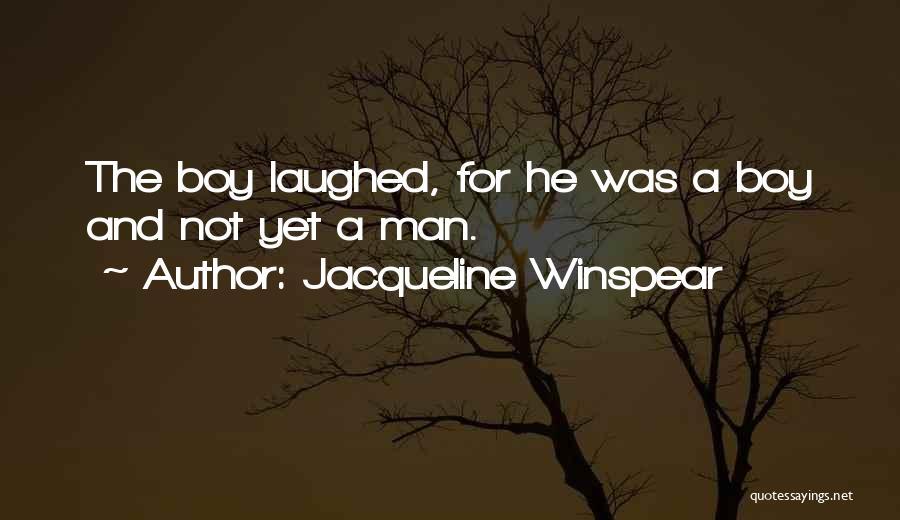 Jacqueline Winspear Quotes 1203722