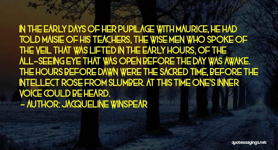 Jacqueline Winspear Quotes 1283903