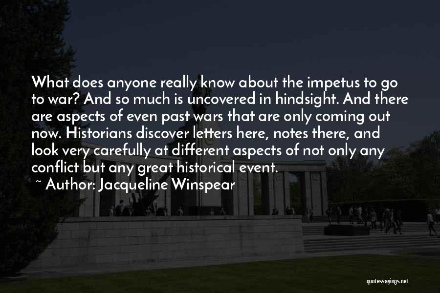 Jacqueline Winspear Quotes 1426486