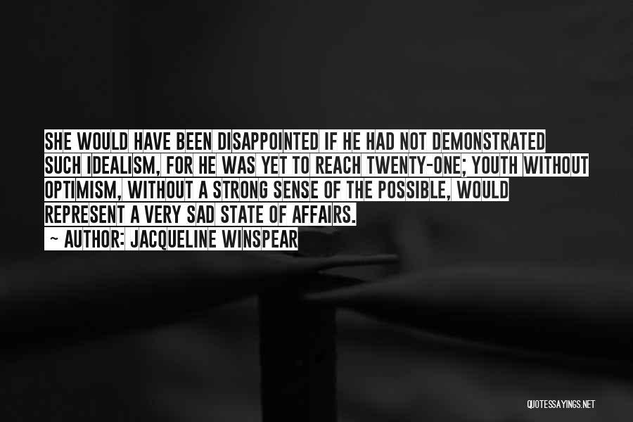 Jacqueline Winspear Quotes 1622732