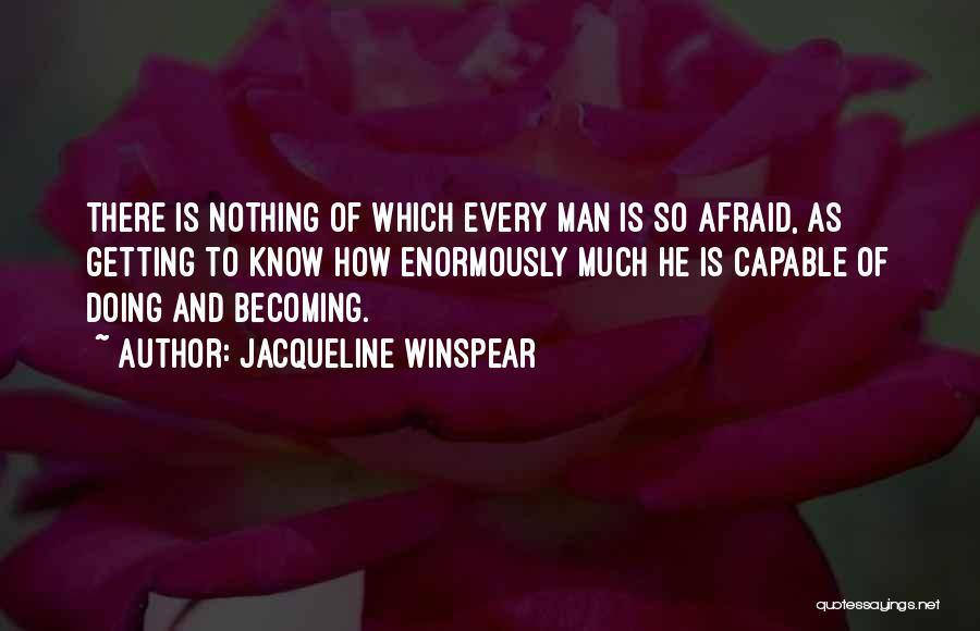 Jacqueline Winspear Quotes 1811286