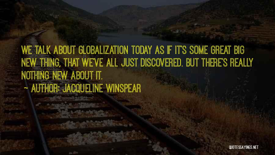 Jacqueline Winspear Quotes 1903213