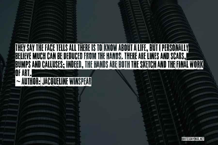 Jacqueline Winspear Quotes 1915308