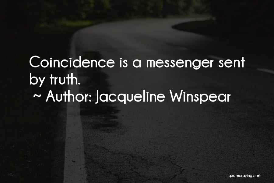 Jacqueline Winspear Quotes 1931984