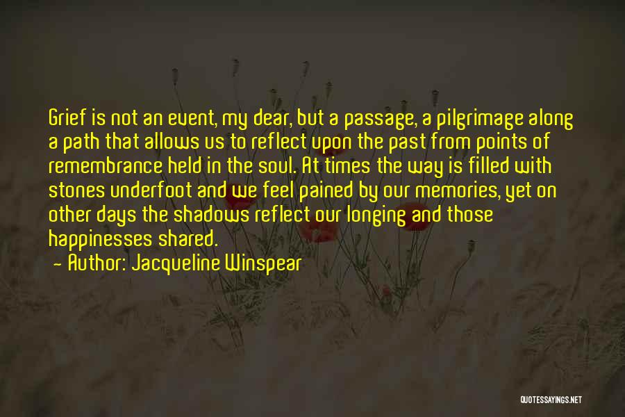 Jacqueline Winspear Quotes 1973193