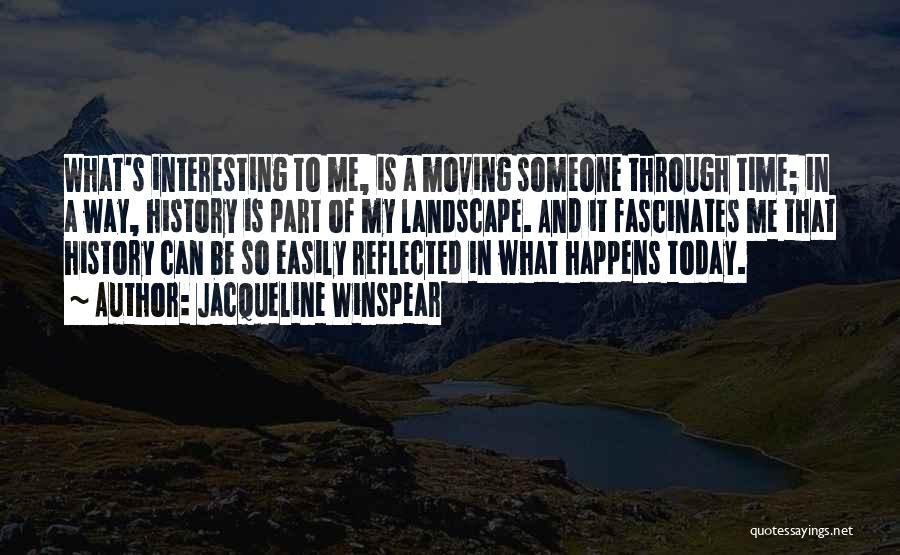 Jacqueline Winspear Quotes 1984132