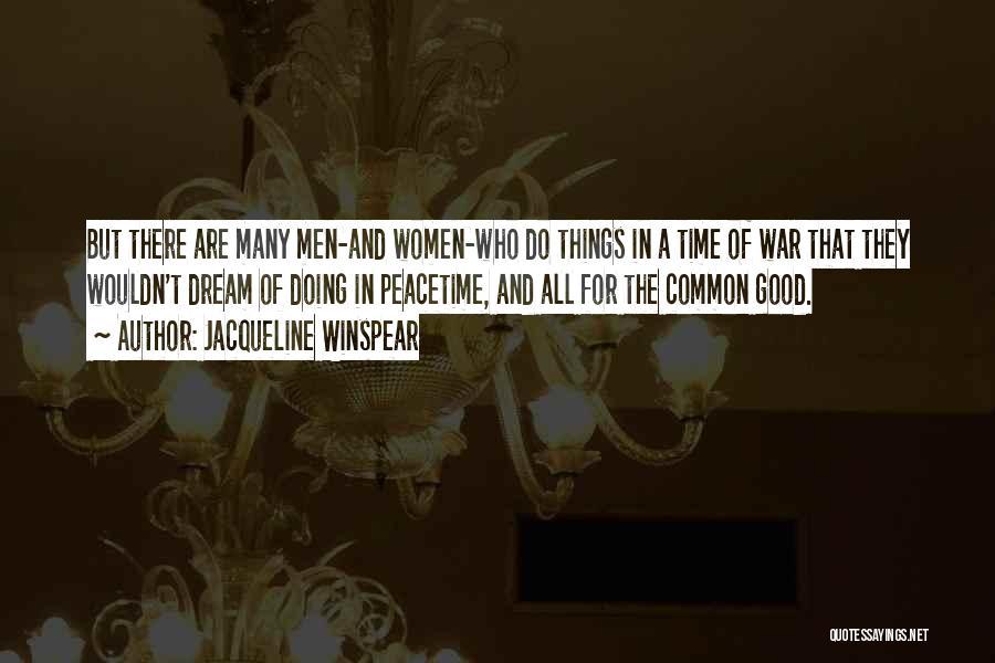Jacqueline Winspear Quotes 2020994