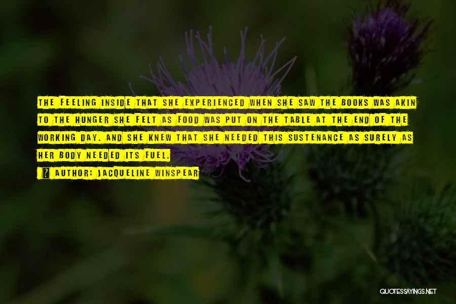 Jacqueline Winspear Quotes 2028503