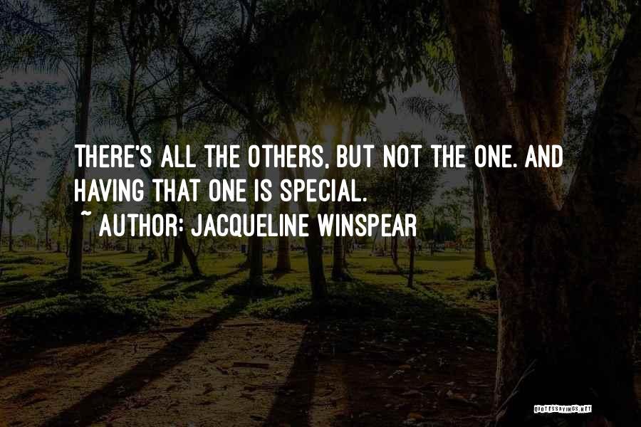 Jacqueline Winspear Quotes 2138756