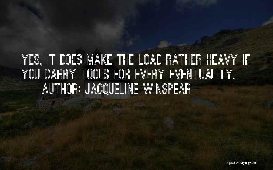 Jacqueline Winspear Quotes 2239306