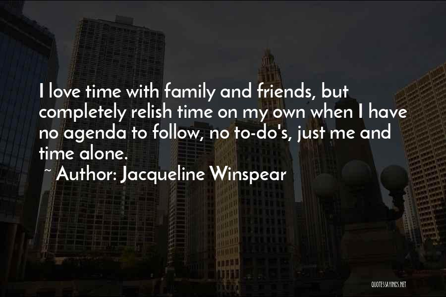 Jacqueline Winspear Quotes 2253416