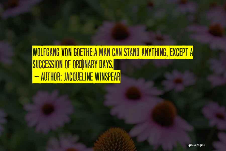 Jacqueline Winspear Quotes 2264725
