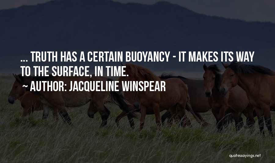 Jacqueline Winspear Quotes 333112