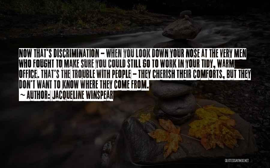 Jacqueline Winspear Quotes 351168