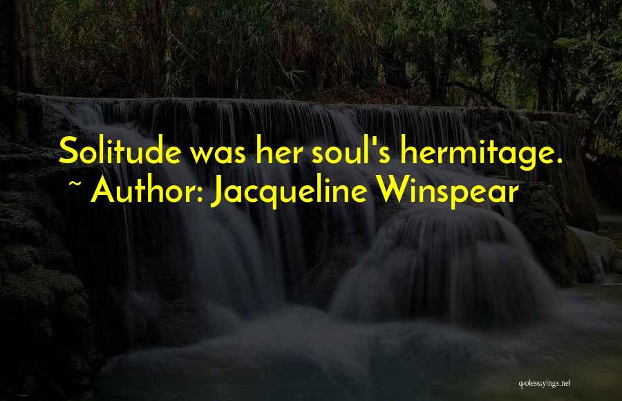 Jacqueline Winspear Quotes 426941